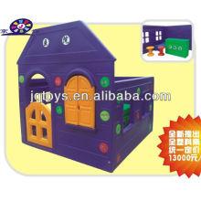 Casa de juego plástica de interior caliente de los cabritos que venden