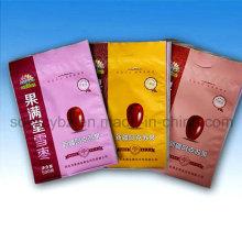 Größe Angepasste 3-Side Sealing Food Packaging Bag