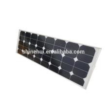 70W luz de calle solar solar integrada de la luz de la calle