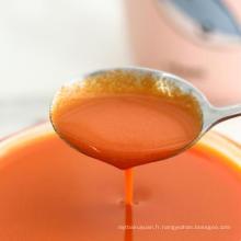Jus de fruit de jus de jus de goji biologique 100% naturel