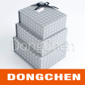 Magnetic Lid Rigid Carboard Paper Cosmetic Perfume Packaging Box