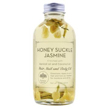 Honey Suckle Jasmine Natural Petal Multi-Use Oil