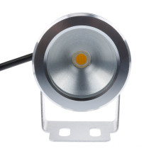 AC85-265V Round Swimming Pool LED Underwater Light 10W Fountain LED Pool Light Outdoor