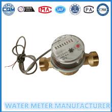 Digitaler Wasserzähler mit Pulser in 10L / Pulse Dn15 / 20mm