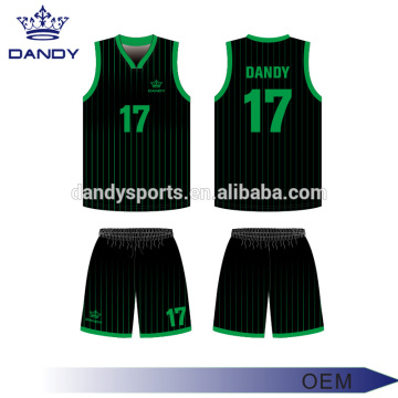 Baju basket custom-made murah