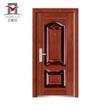 Fabricação de alta qualidade aceitado Oem interior aço segurança portas