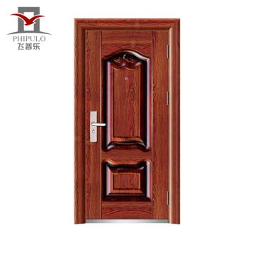 Изготовление фабрики High End Принято Oem Внутренние стальные защитные двери