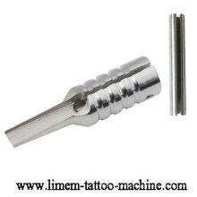 Der neueste hotsale Edelstahl Magnum Tube Tattoo Griff