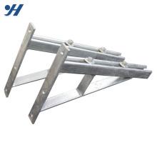 Material de construção por atacado em forma de t suportes de soldagem de construção metálica