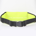 Yellow Neoprene Waist Belt Bags With Adjustable Strap