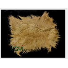 Long hair Goat Fur Skin