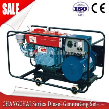 Grosses soldes ! CE forte puissance 5 kw moteurs diesel/générateur diesel