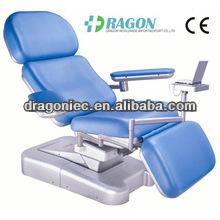 Medizinische medizinische elektrische Blutspendestuhl DM-BC001 medizinische Stühle hydraulisch