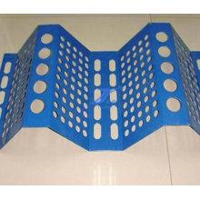 Parede reduzida do vento revestido do PVC com alta qualidade (TS-J62)