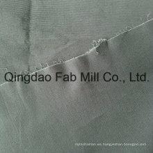 18Wales hecho del algodón 100% orgánico para la ropa con alta calidad (QF16-2678)