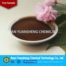 Biggest Manufacturer of Calcium Lignosulphonate in China Chemical Additives
