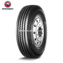NEOTERRA marca EE. UU. Camión y autobús neumáticos 10r22.5 venta por mayor