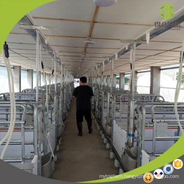 Certified Pig Farming Equipment High Quality Livestock Galvanized Pig Pen