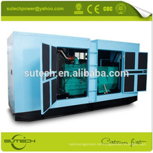 Fabrikpreis 275Kva CUMMINS leiser Generator, angetrieben durch CUMMINS NT855-GA Motor