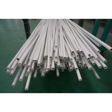 Tubo de água fria de aço inoxidável SUS304 GB (40 * 1.2)