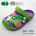 Hot Selling New Cute Style Plastic Eva Kids Clog