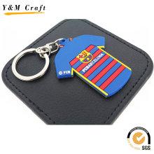 Форма ключ цепь PVC Футболка