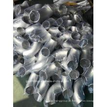 Tubulação de aço inoxidável Fitttings (cotovelo de 90 graus)