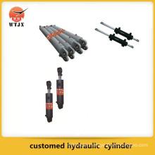 Rotary hydraulic cylinder