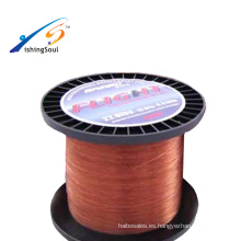 MLN109 línea de pesca a granel de monofilamento de copolímero 100% nylon