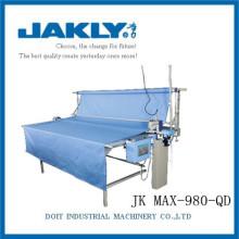 A qualidade de JK MAX-980-QD é mais alta Máquina de corte de pano totalmente automático de DOIT Hot-selling do CNC