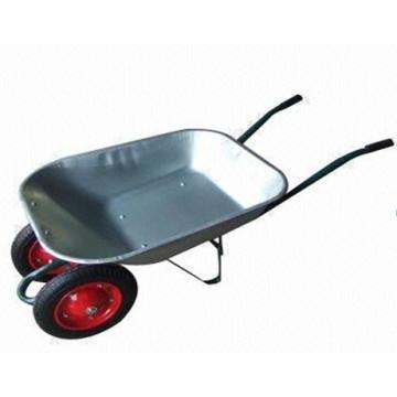 Carrinho de mão de roda de mão resistente 160 kg Wb7402
