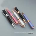 Atacado caneta promocional caneta rolo de metal e caneta esferográfica