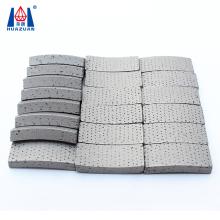 Huazuan Arix Diamond Segments for Core Drill Bit For Drilling Reinforced Concrete