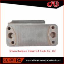 ISF Diesel Engine Parts Refrigerador de aceite Núcleo 4990291