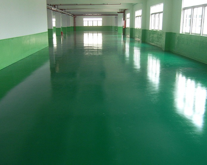 1 5mm Epoxy Flat Coating Floor