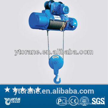 5т, электрические канатные кран подъемный CD1