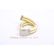 Customized Hot Sale Unisex Fabric Spun Polyester Webbing Belt