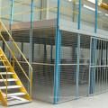 Système Mezzanine Construit par Racking