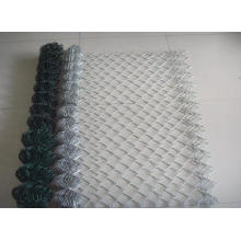 Low Price Chain Link Fence Packed in Roll and Pieces