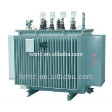 Wound core full copper oil immersed transformer 10kv