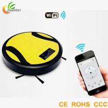 Smart Remote Control Auto-Recharging Vacuum Cleaner