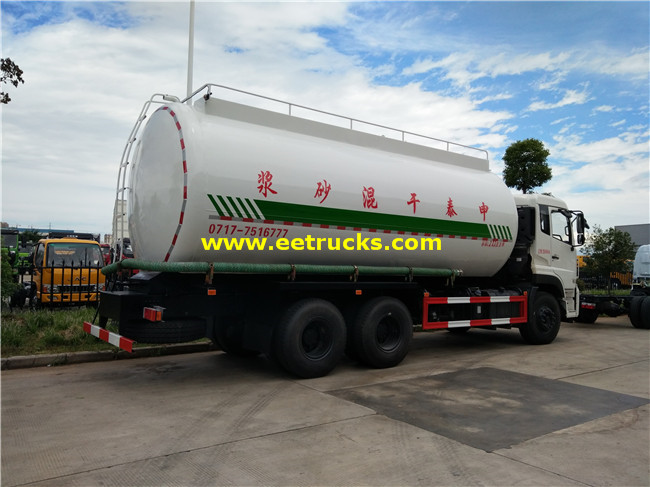 Dongfeng Dry Powder Tanker Trucks