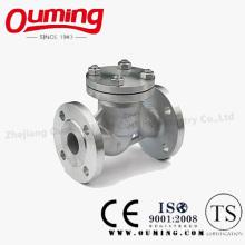 Фланцевый обратный клапан подъемного типа из нержавеющей стали