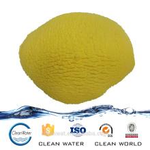 Sulfato férrico polimérico del sulfato férrico polivinílico para la purificación del agua de Brasil