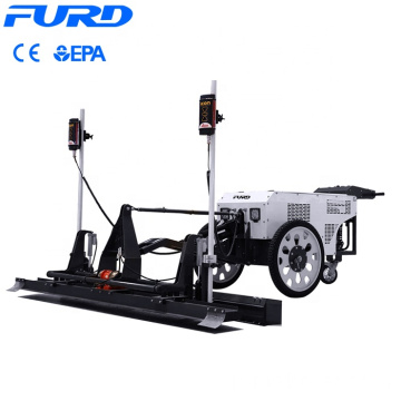 New High Precision Walk Behind Laser Screed Machine With CE