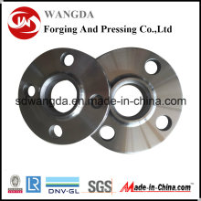 JIS 16k Slip-on Welding Steel Pipe Flanges