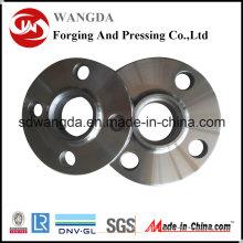 Carbon Steel Forged Q235 ANSI B16.5 150lb Thread Flange