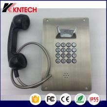 2017 Notruftelefon Koontech Industrial Telephone Eingebettet Vandalensicheres Telefon