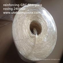 Konkurrenzfähiger Preis Verstärkung Grc Ar Glas Roving für Spray up