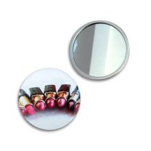 Miroir de poche promotionnel pour filles